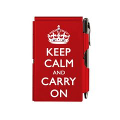 Flip-notes-Troika-Keep-Calm