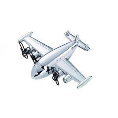 Suport-magnetic-de-birou---Avion-bombardier
