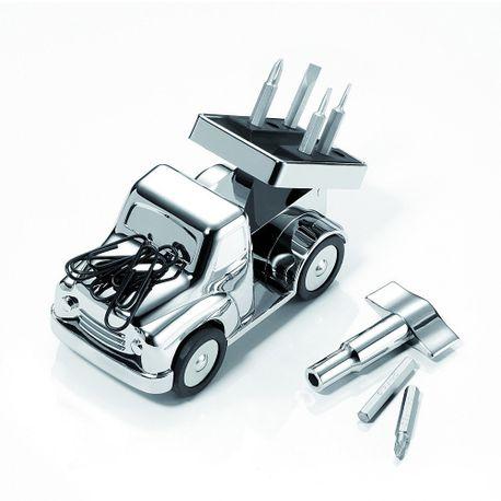 Suport-magnetic-de-birou-Troika-camioneta
