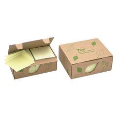 Notite-adezive-Aero-hartie-reciclata--12-bucati-set