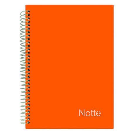 Caiet-Notte-A4-cu-spira-72-file-dictando