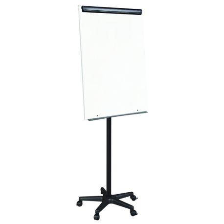 Flipchart-nemagnetic-Bi-Silque-cu-trepied-mobil-fara-rama-70-x-100-cm