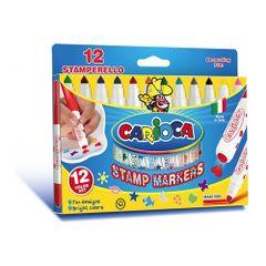 Marker-Carioca-Stampile-12-culori