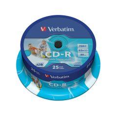 CD-R-Verbatim-printable-25-bucati-set