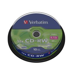 CD-RW-Verbatim-rewritable