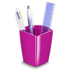 Suport-instrumente-de-scris-CEP-Gloss-roz