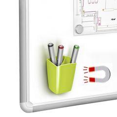 Suport-magnetic-instrumente-de-scris-CEP-Gloss-verde