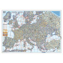 Harta-Europei-politica-si-rutiera-100-x-140-cm-scara-1-35-mil