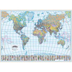 Harta-Lumii-politica-100-x-140-cm-scara-1-30-mil