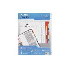 Index-plastic-Noki-A4--1-10-numerotat