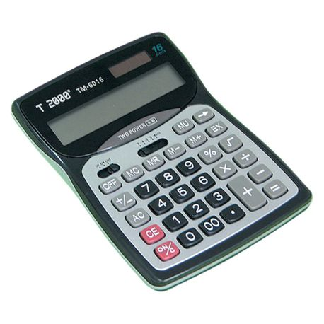 Calculator-de-birou-Tornado-2000-TM6016-16-digiti
