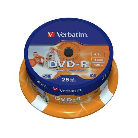 DVD-R-Verbatim-printable-25-bucati-set