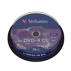 DVD-R-Verbatim-double-layer-240-minute