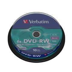 DVD-RW-Verbatim-re-recordable-serl