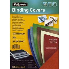 Coperti-carton-Fellowes-A4-250-g-imitatie-piele-rosu-100-bucati-top