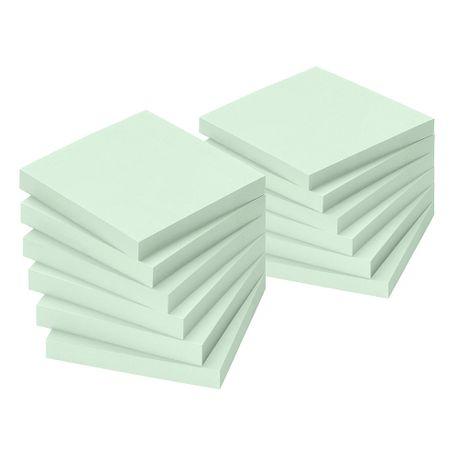 Notite-adezive-Info-Notes-50-x-40-mm-verde-100-file
