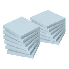 Notite-adezive-Info-Notes-75-x-75-mm-albastru-100-file
