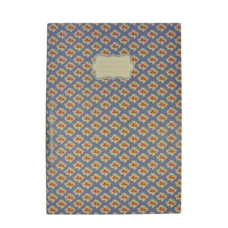 Caiet-Make-Notes-Vintage-A4-40-file-dictando-bleu