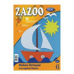 Carton-pentru-colaje-Zazoo-carton-ondulat