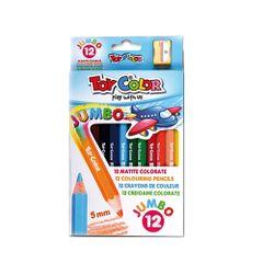 Set-creioane-colorate-Toy-Color-Jumbo-12-bucati
