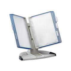 Sistem-de-prezentare-Tarifold-A4-10-folii-albastre