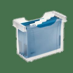 Suport-pentru-dosare-suspendabile-Leitz-Plus-transparent-include-5-dosare-Alpha-albastru