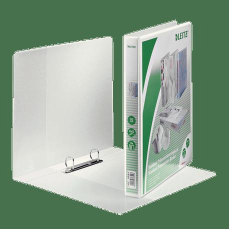 Caiet-mecanic-Leitz-Panorama-Maxi-A4-mecanism-2DR-inel-20mm-alb