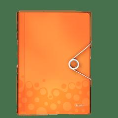 Mapa-tip-proiect-Leitz-Wow-portocaliu-metalizat