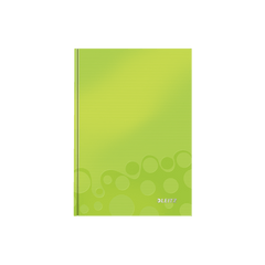 Caiet-de-birou-Leitz-WOW-A5-coperta-dura-80-file-matematica-verde-metalizat