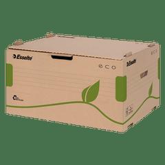 Container-arhivare-Esselte-Eco-deschidere-frontala-pentru-cutii-80-100