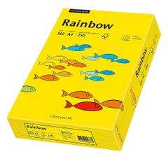 Carton-A4-Rainbow-160-g-mp--250-coli-top-galben-intens