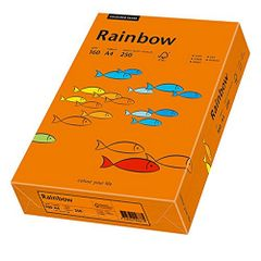 Carton-A4-Rainbow-160-g-mp--250-coli-top-portocaliu-intens