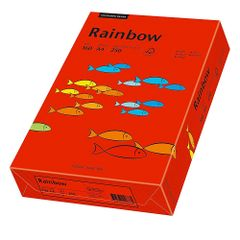 Carton-A4-Rainbow-160-g-mp--250-coli-top-rosu-intens