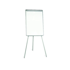 Flipchart-nemagnetic-fix-Bi-Silque-rama-din-plastic-70-x-100cm