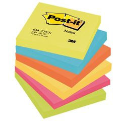 Notite-adezive-3M-Post-it-654-asortate-pastel