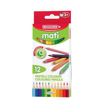 Set-creioane-colorate-Fibracolor-Mati-12-bucati