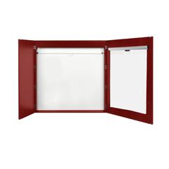 Cabinet-conferinta-Bi-Silque-121-x-121-x-12.5-cm-wenge