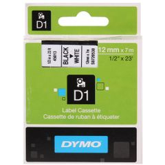 Banda-Dymo-D1-12-mm-x-7-m-negrualb