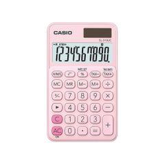 Calculator-de-birou-Casio-10-digit-roz