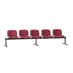 Bancheta-ISO-5-locuri-sezut-si-spatar-tapitate-cu-stofa