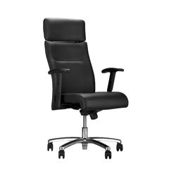Scaun-managerial-Neo-Lux-brate-reglabile-tapitat-cu-piele-eco-premium