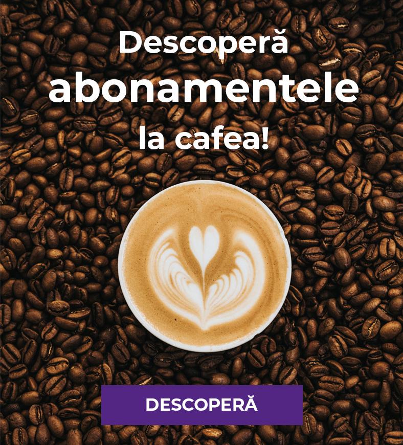 Abonamente Cafea