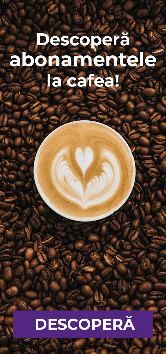 Abonamente Cafea Mobile