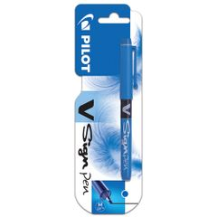 Fineliner-Pilot-V-Sign-Pen-2-mm-albastru-blister