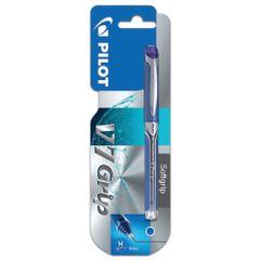 Roller-Pilot-Hi-tecpoint-V7-Grip-0.7-mm-albastru-blister