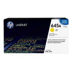Toner-HP-C9732A-pentru-LaserJet-5500-galben-