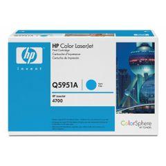 Toner-HP-Q5951A-cyan