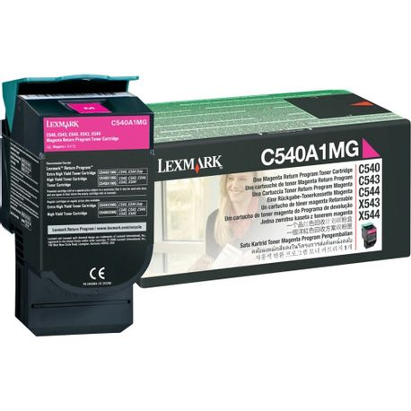 Toner-Lexmark-C540A1MG-pentru-C540-3-4-6-magenta-