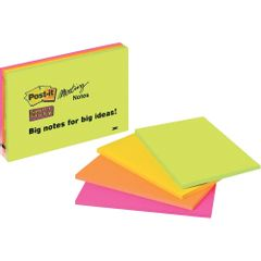 Notite-adezive-3M-Post-It-Super-Sticky-149-x-98.4-mm-45-file-x-4-culori-neon