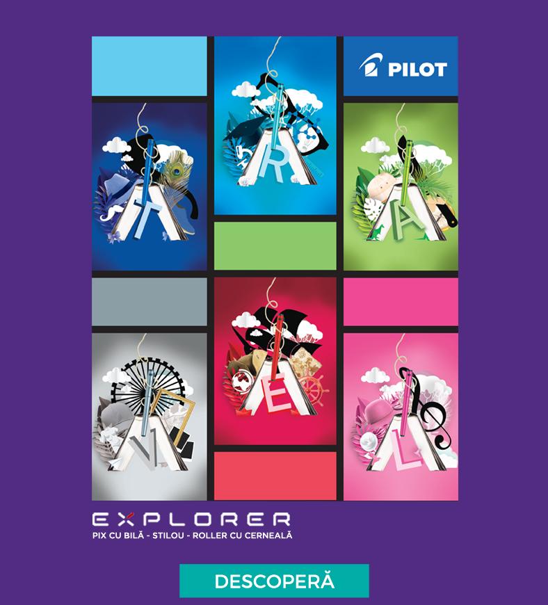 gama noua pilot explorer
